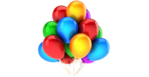 ALL MARCH LONG POP A BALLOON WHEN YOU REFER A FRIEND TO VFC! EVERYONE IS A WINNER