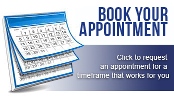 Book Your Own Appointment! Now