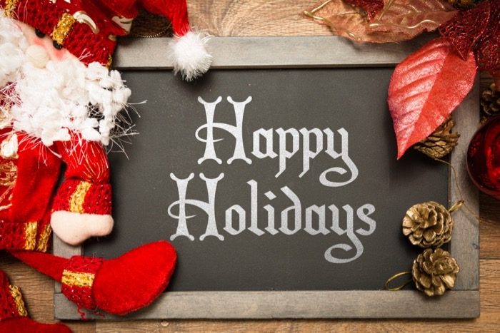 Happy Holidays from Village Family Clinic