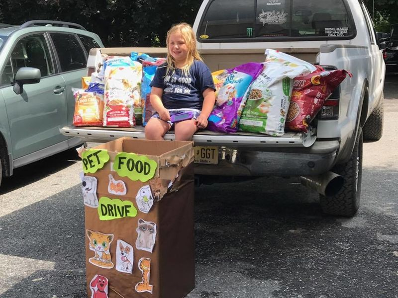 Village Family Clinic - Pet Food Drive